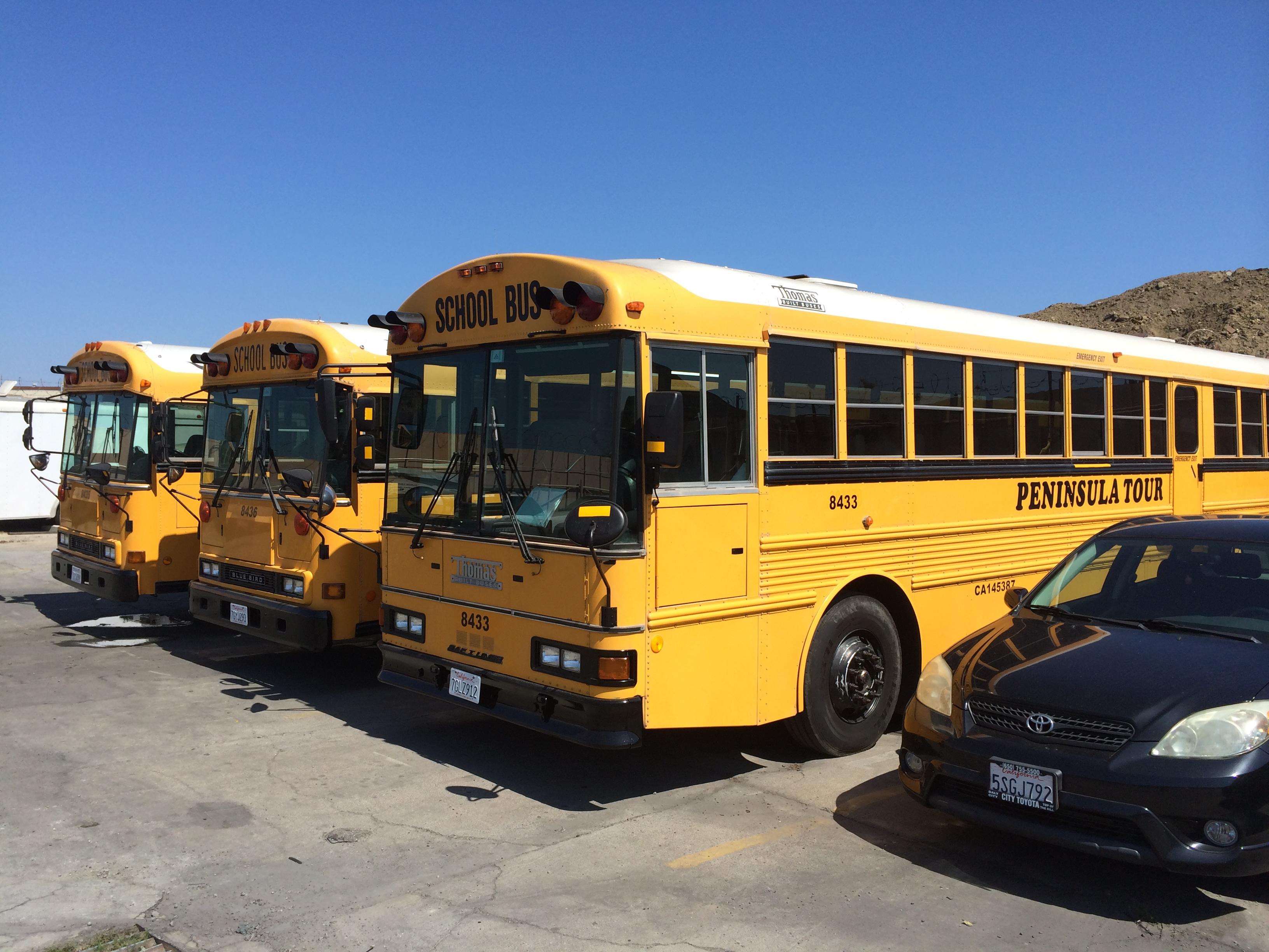 Peninsula Tour - San Francisco Bus Charter